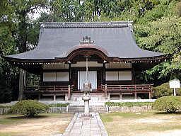 弘川寺本堂