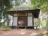 弘川寺西行堂