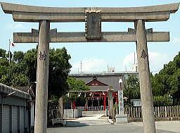 中島惣社(大阪市東淀川区)