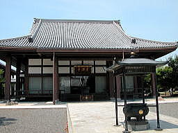 足利義教の墓(大阪市東淀川区)