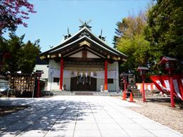 発寒神社の紹介